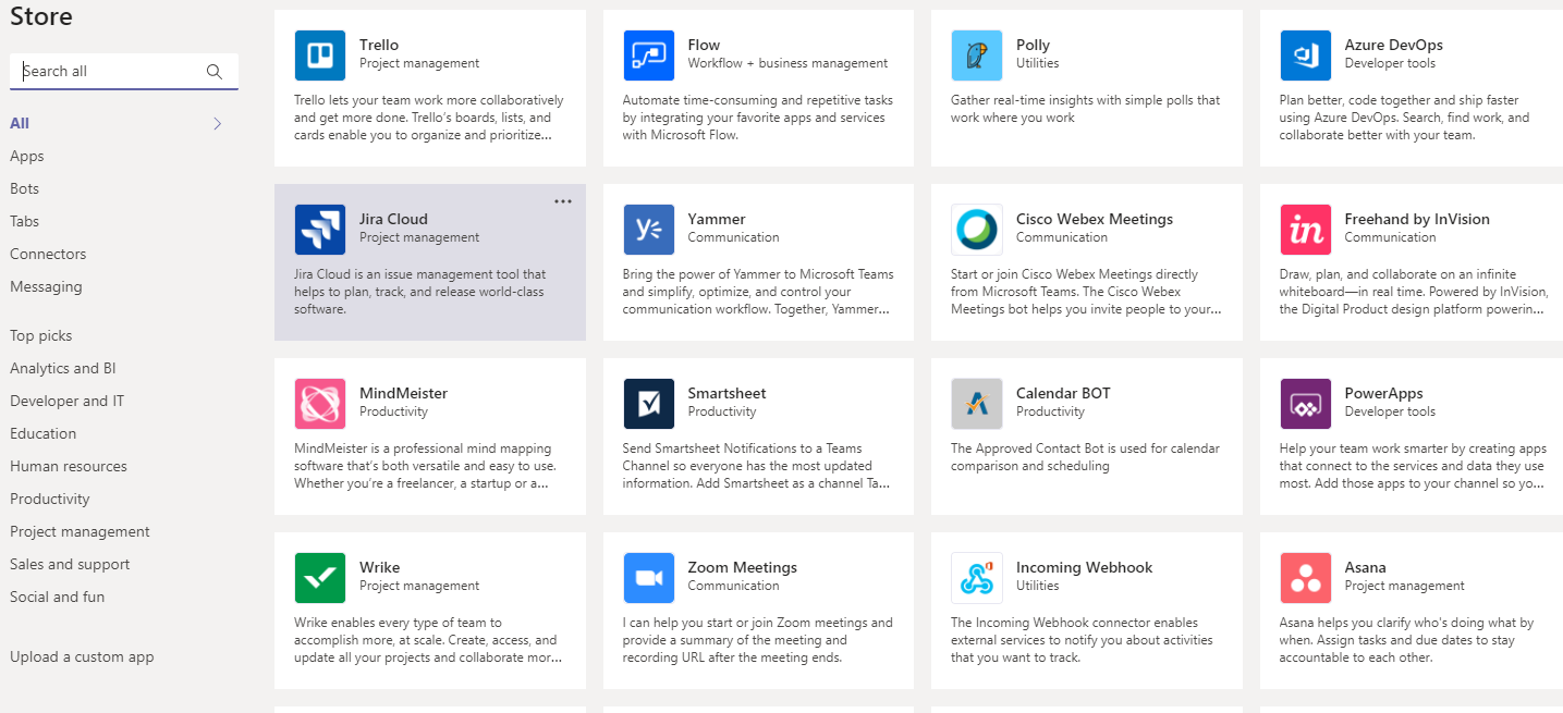How to manage third-party app usage for Microsoft Teams